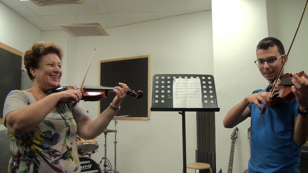 לימודי כינור בראשון לציון