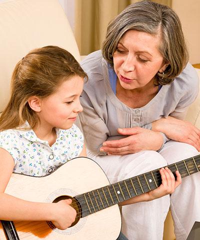 חוג לימוד נגינה בגיטרה למתחילים