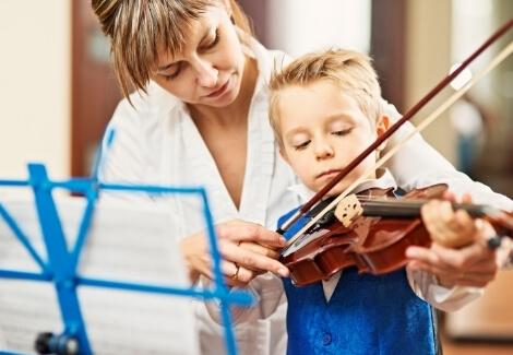 מורה לכינור בראשון לציון