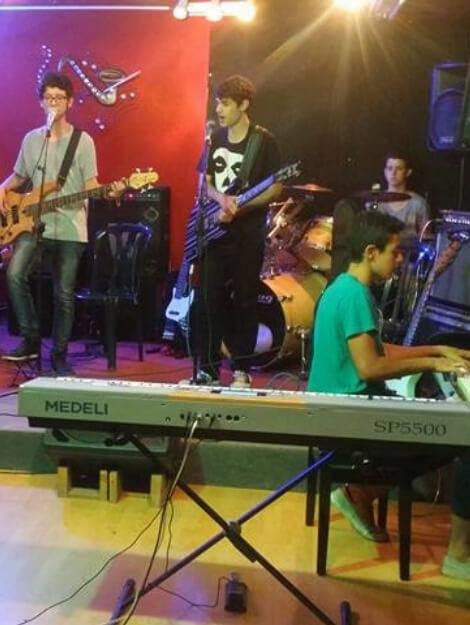 בית ספר למוזיקה In The Mood