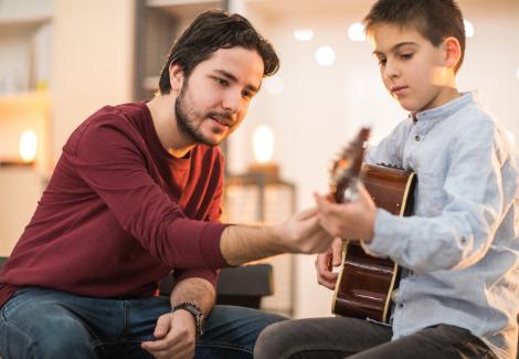 מורה לגיטרה בראשון לציון